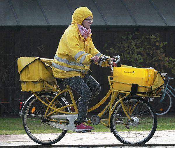 Hoe je er goed uit kunt zien op de fiets